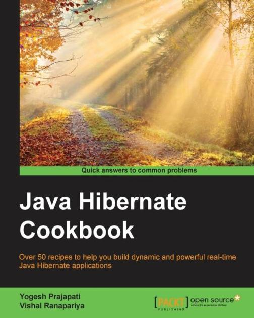 Java Hibernate Cookbook