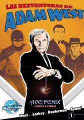 Mis-Adventures of Adam West Volume 1 (Spanish Edition) #2