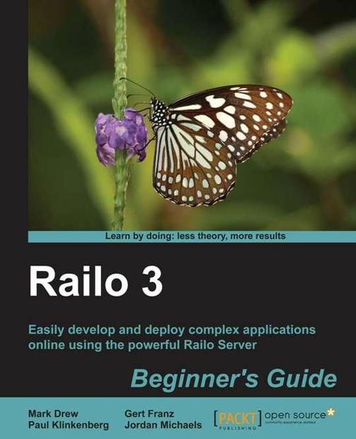 Railo 3 Beginner's Guide