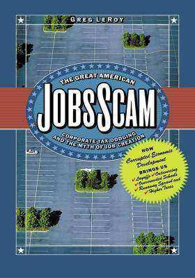 The Great American Jobs Scam美国工作岗位骗局