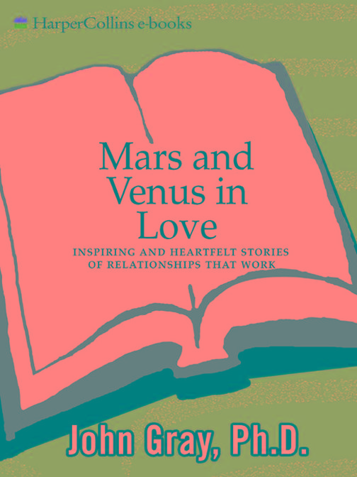 Mars and Venus in Love