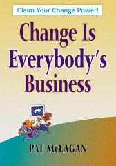 Change Is Everybody's Business改变是每个人的义务
