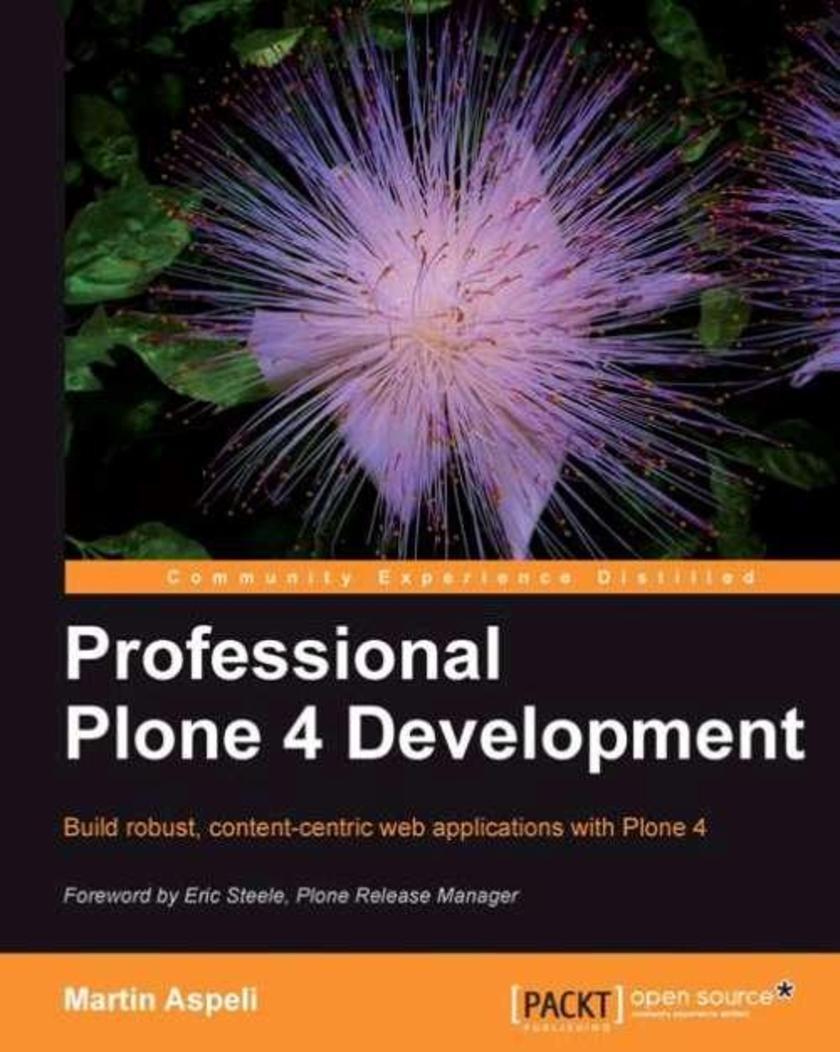 Professional Plone 4 Development