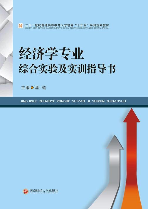 经济学专业综合实验及实训指导书