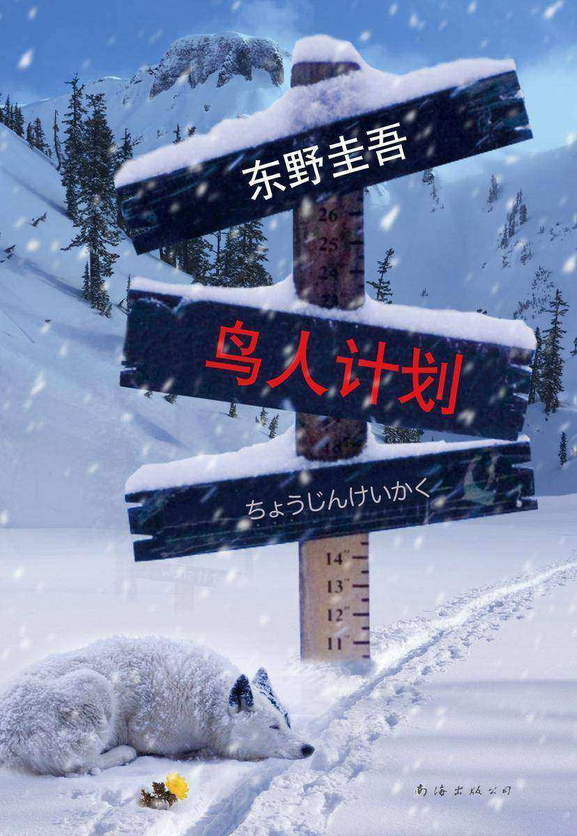 东野圭吾:鸟人计划