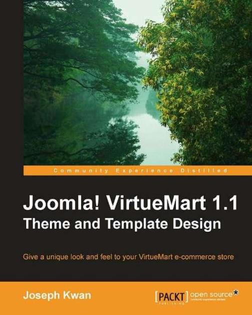 Joomla! Virtuemart 1.4 Theme and Template Design
