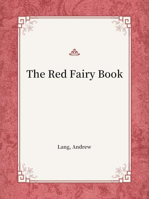 The Red Fairy Book(红色童话)