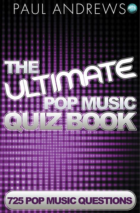 Ultimate Pop Music Quiz Book