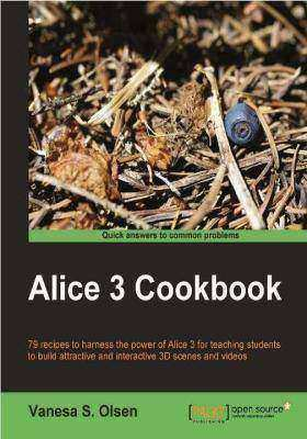 Alice 3 Cookbook