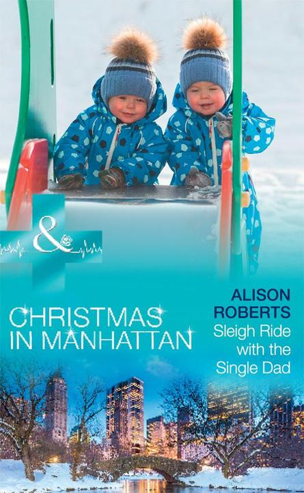 Sleigh Ride With The Single Dad (Mills & Boon Medical) (Christmas in Manhattan,