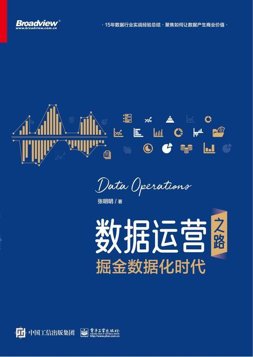 数据运营之路: 掘金数据化时代