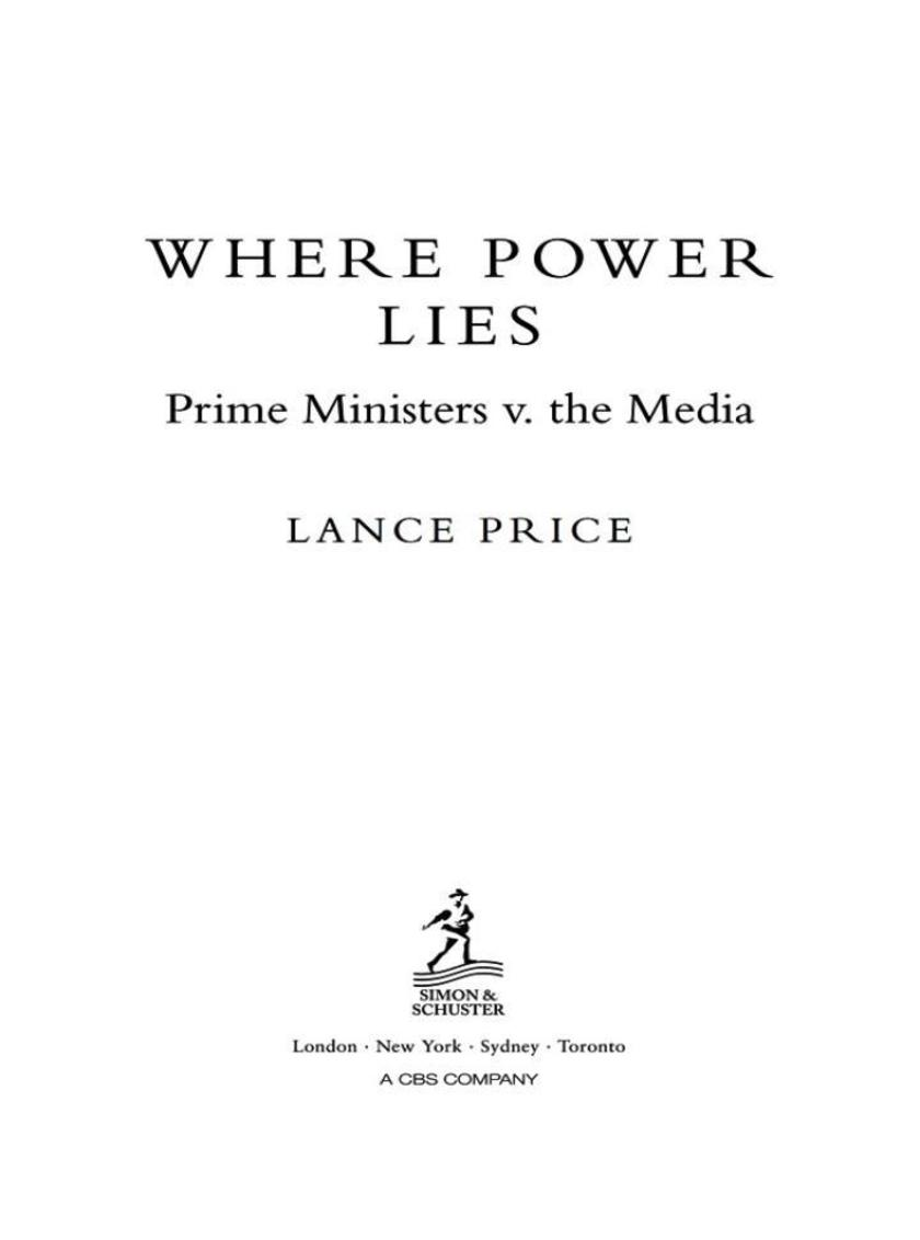 Where Power Lies