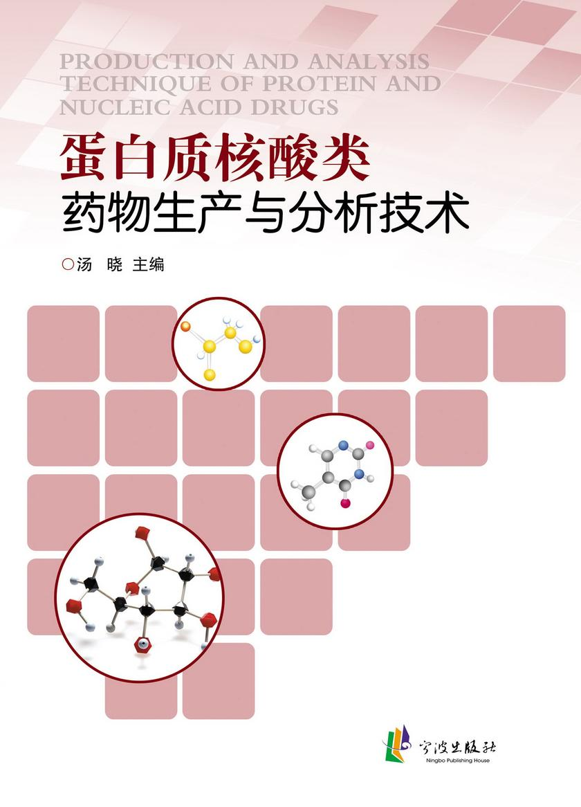蛋白质核酸药物生产与分析技术(仅适用PC阅读)