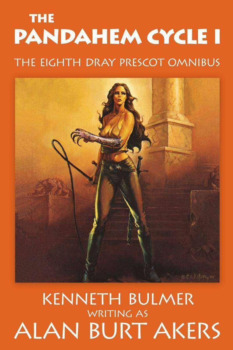 The Pandahem Cycle I: The eighth Dray Prescot omnibus