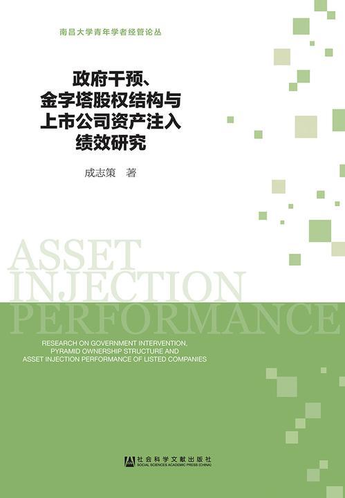 政府干预、金字塔股权结构与上市公司资产注入绩效研究