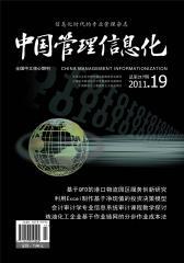 中国管理信息化 半月刊 2011年19期(电子杂志)(仅适用PC阅读)