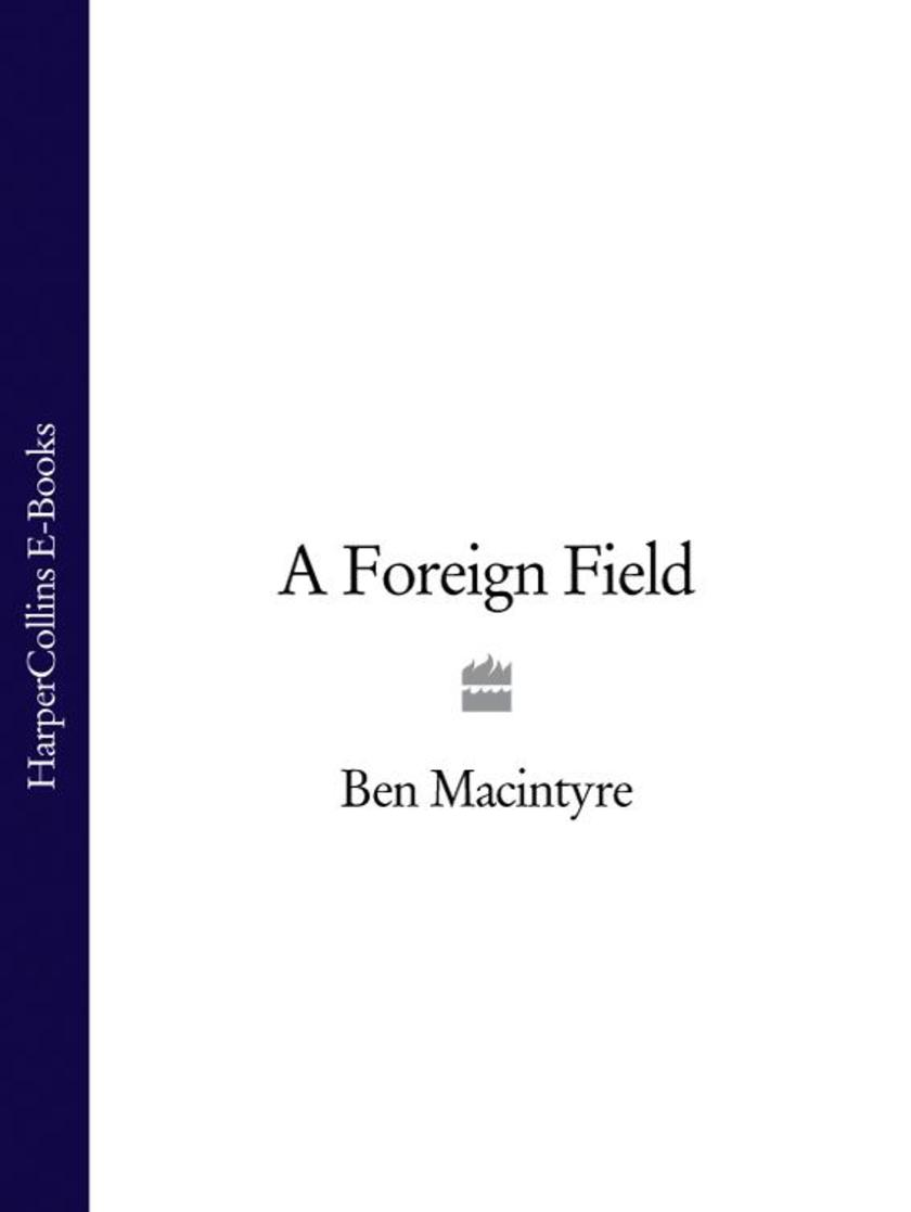 A Foreign Field (Text Only)