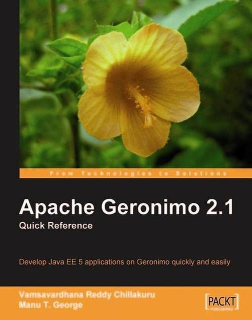 Apache Geronimo 2.1: Quick Reference
