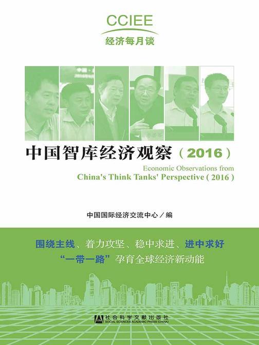 中国智库经济观察(2016)