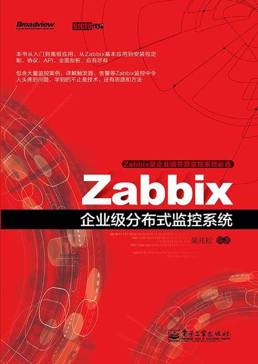 Zabbix企业级分布式监控系统