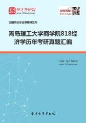 青岛理工大学商学院818经济学历年考研真题汇编