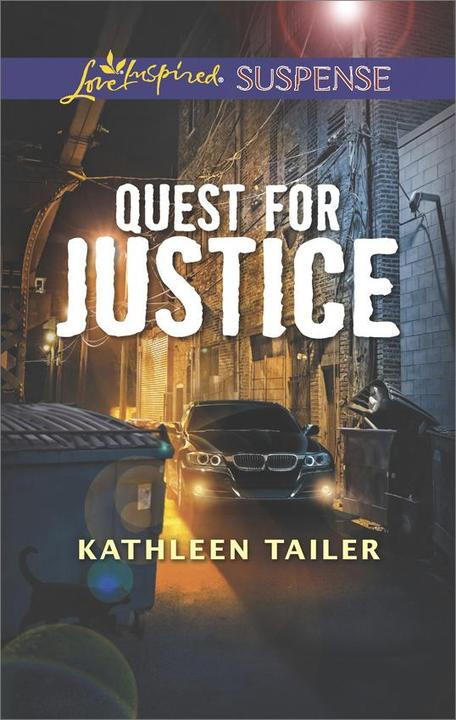 Quest For Justice (Mills & Boon Love Inspired Suspense)