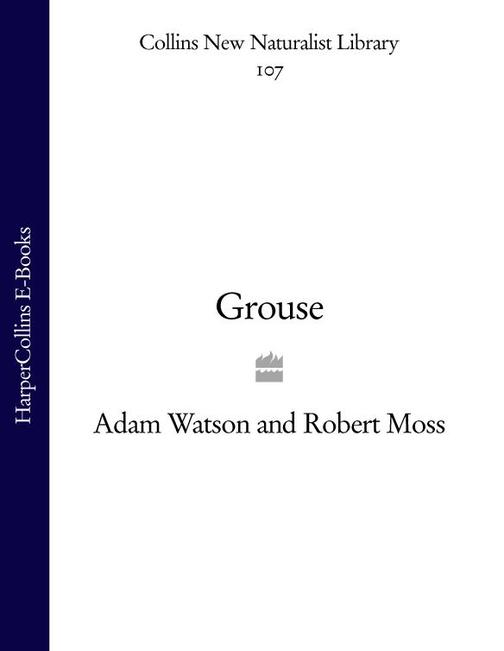 Grouse (Collins New Naturalist Library, Book 107)