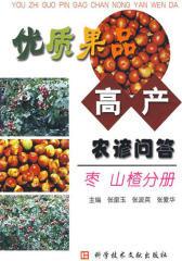 枣 山楂高产农谚问答