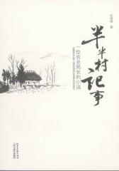 半半村记事:一位农村局长的小说