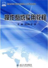 操作系统教程实用教程(仅适用PC阅读)