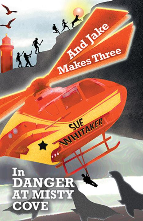 And Jake Makes Three: In Danger at Misty Cove