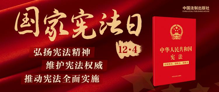 中国法制-2020国家宪法日